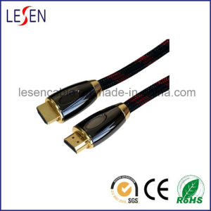 HDMI Cable Assembly, Metal Cover, 1.4V, High Speed pictures & photos