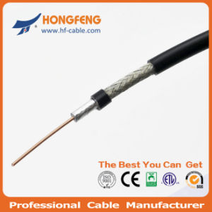 Rg58 Coaxial Cable with 50 Ohm Cable pictures & photos