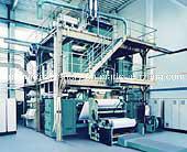 1.6m Doulble Beam PP Spun Bond Non Woven Machine pictures & photos