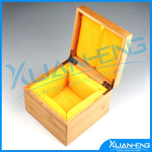 Eco-Friendly High Quality Bamboo Tea Box pictures & photos