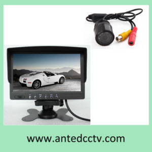 "Mini Car Rear View Camera & TFT LCD Monitor 7"" pictures & photos"