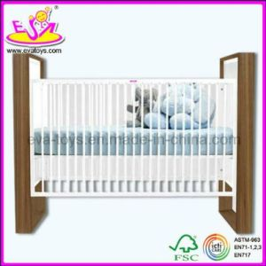 2015 New Popular Baby Cot, New Wooden Baby Cot, Baby Cot, Luxury Playpen Baby Cot Bed (WJ278323) pictures & photos
