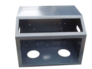 China Manufacture Stamping Hardware Electronics Box pictures & photos