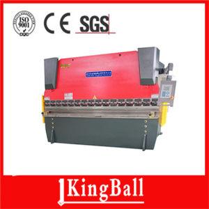 High-Precison Plate Press Brake Machine (WC67K-160/3200) CE Certification pictures & photos