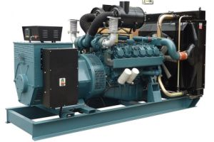40kw/50kVA Silent Diesel Generator Powered by Cummins Engine pictures & photos