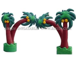 Palm Tree Inflatable Arch, Inflatable Entrance Gate (K4023) pictures & photos