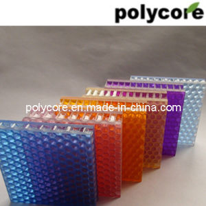 Acrylic Plates Honeycomb Panel pictures & photos