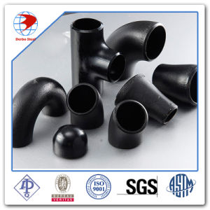 ASME/ANSI B16.9 A105 A234/A403 Carbon and Stainless Steel Threaded Full Coupling Pipe Fittings pictures & photos
