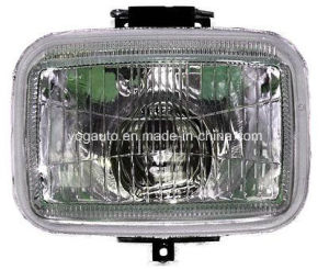 Motorcycle Parts Motorcycle Head Light for Honda Nxr125 Bros125 pictures & photos