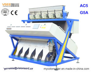 China Produced Plastic CCD Color Sorter Machine Large Capacity pictures & photos