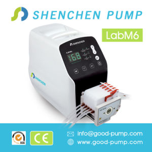 Ce SGS OEM Peristaltic Dosing Pump Price pictures & photos