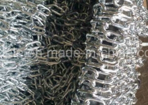 DIN766 Galvanized Short Link Hand Chain pictures & photos
