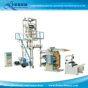 Online Machine Film Blowing and Flexo Printing Machine pictures & photos