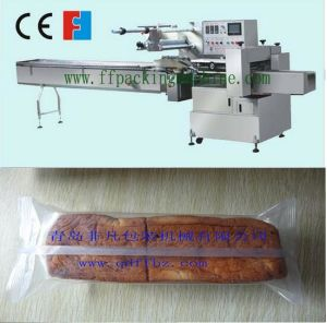 Automatic Omron Servo Control Bread Packaging Machine pictures & photos