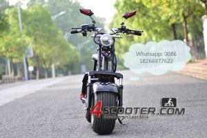 2017 Fashion Cheap Electric Scooter Cool Sport Electric Scooter 800W Citycoco pictures & photos