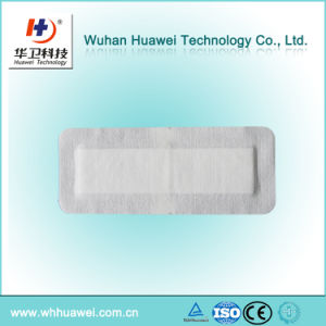 10*25cm Postoperative Cure The Wound and Relief Pain Non Woven Breathable Wound Dressing pictures & photos