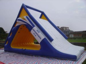 Inflatable Freefall Extreme Water Slide for Summer pictures & photos