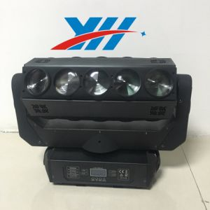 2017 New Stage Light 15PCS 12W RGBW 4in1 LED Beam Spider Moving Head Phantom Interior Lighting pictures & photos