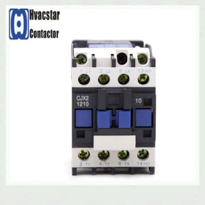 Hvacstar Cjx2 Series AC Contactor with High Quality 12A 660V pictures & photos