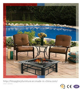 Outdoor Square Iron Patio Brazier BBQ Grill (TGFT-010B) pictures & photos
