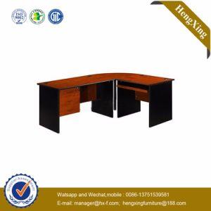 Modern MDF L Shape Executive Office Desk (HX-FCD023) pictures & photos
