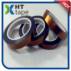 Polyimide Tape for Protecting 33m High Temperature Polyimide Tape pictures & photos