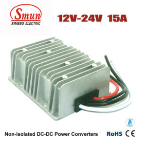 DC/DC Converters 12V to 24V 15AMP DC DC Boost Converter pictures & photos