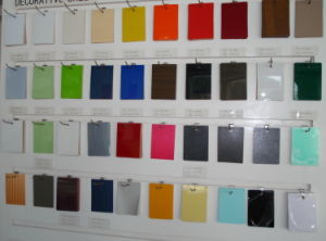 Extruded Acrylic Sheet for Furniture PMMA/ABS Decorate Sheet for Furniture pictures & photos
