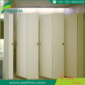 Brand Name Bathroom HPL Toilet Cubicle and Accessories pictures & photos