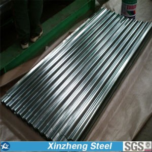Galvanized Iron Steel Sheet, Iron Corrugated Roofing Sheet Galvanized pictures & photos