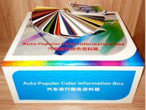 2k Advanced Car Paint Color System pictures & photos