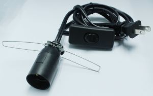 Hot Selling UL Approval Spt-1 Salt Lamp Power Cord with on/off Dimmer Switch pictures & photos