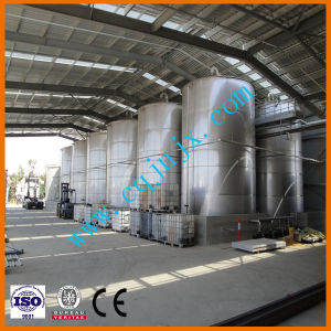 Waste Engine Oil Distillation and Converting System, Car Oil Filtration Machine pictures & photos
