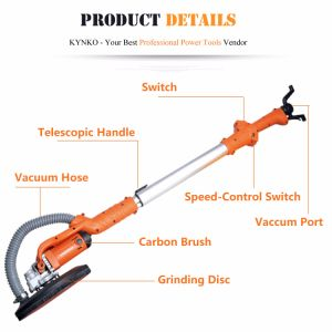 230mm Kynko Electric Power Tools Drywall Sander for OEM Kd59 pictures & photos