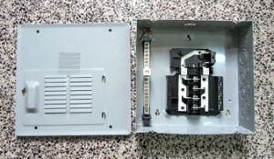 Gtl612FM Plug in Load Center pictures & photos