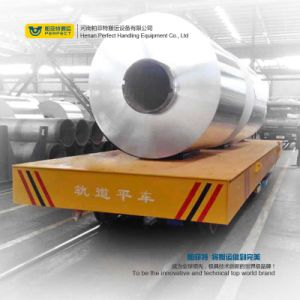 China Customized Round Products Motorized Railway Vehicle pictures & photos