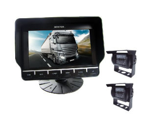 7inch Car Truck Monitoring System pictures & photos