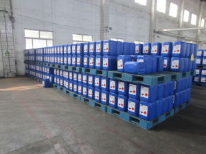 Factory Acetic Acid Glacial 99.8% for Textile Dyeing Industry pictures & photos