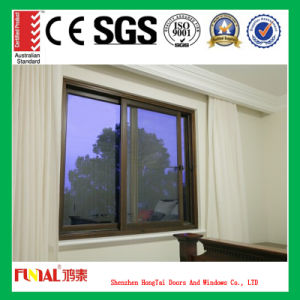Customized Color and Size Metal Sliding Window pictures & photos