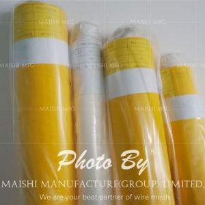 100%Polyester Screen Printing Mesh for Textile Printing Mesh pictures & photos