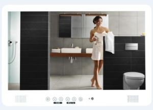 Bathroom TV with Touch Button T19k2w pictures & photos