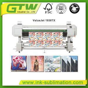 Mutoh Valuejet 1938tx Direct to Textile Printer with High Print Speed pictures & photos