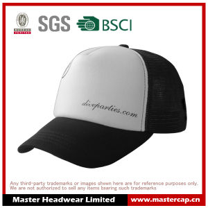 Mesh Back Snap Trucker Cap with Printing pictures & photos