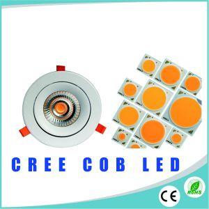 3000k/4000k/5000k/6000k Color 45W LED Spot Downlight pictures & photos