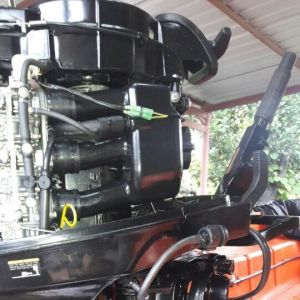 F40bwl-D 40HP 4-Stroke Outboard Marine Engine pictures & photos