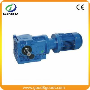 K137 5.5HP/CV 4kw 420V Gear Speed Reduction pictures & photos