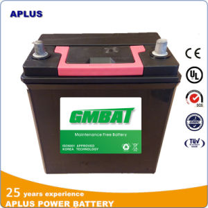 12V32ah Ns40L 36b20L Maintentance Free Car Battery in JIS Standard pictures & photos