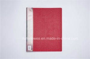 Factory Custom A4 Black Cover 20/40/100 Inserted Pockets Display Book pictures & photos