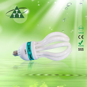 125W 150W Lotus 3000h/6000h/8000h 2700k-7500k E27/B22 220-240V Energy Saving Light pictures & photos