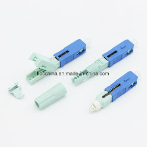 Sc Fic Connector for FTTH Drop Cable pictures & photos